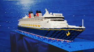 lego ideas disney wonder magic fantasy or dream cruise ships