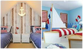 Nautical Room Decor Nautical House Decor Unique Wall Modern Plans Themed Bedroom
