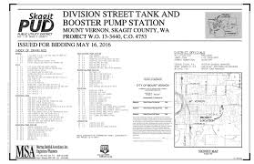 fastbid 3 division street tank and booster pump station project