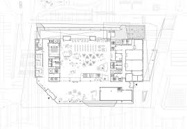 Floor Plan Of A Library by National Library Of Sejong City By Samoo Has Swooping Roof