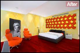 analogous color scheme interior design home decoration ideas