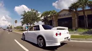 nissan gtr legal in us video first legal nissan skyline gt r import belongs to a police
