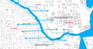Little Havana Miami Map by Turbulent Waters Building New Memory For An Urban River Populace