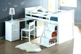 white loft bed with desk kids loft bed with storage white bunk beds with storage loft bed bed