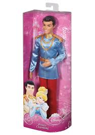 Prince Charming by Disney Prince Charming Doll