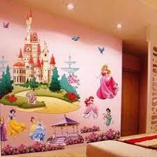 Disney Princess Room Decor Princess Bedroom Castle Wall Decals Disney Princess Wall Murals