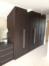 Fitted Furniture Bedroom Luxury Loft Bedrooms Angled Fitted Wardrobes