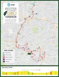 Brooklyn College Map City Of Oaks Marathon