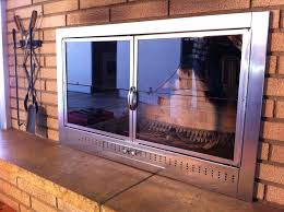 gas fireplace glass replacement canada doors mn 388 interior