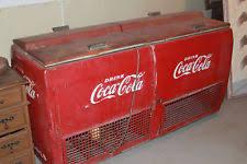 coca cola fridge glass door coke refrigerator ebay