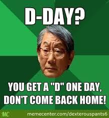 D Day Meme - d day by dexterouspants6 meme center