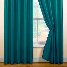 Kohls Blackout Curtains Bathroom Handsome Turquoise Curtains Home And Textiles Ombre