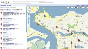G Maps Google Maps Nigeria Getting Started Youtube