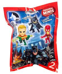blind bags toys dc comics series 2 original minis 1 blind bag