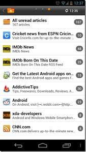 rss reader android smart feed reader filter rss feeds by user defined android