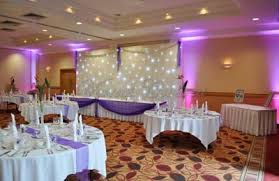 wedding backdrop setup venues covered hotel swindon gallery