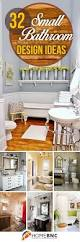 small bathroom design idea 32 best small bathroom design ideas and decorations for 2017