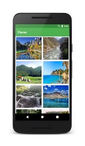 grid layout for android android gridlayout exle with recyclerview coding demos