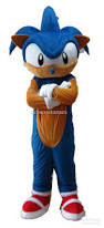 Sonic Halloween Costume Sonic Hedgehog Halloween Costume Photo Album Costumes
