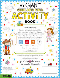 10 Children S Books That Inspire Creativity In My Seek And Find Activity Book More Than 200 Activities
