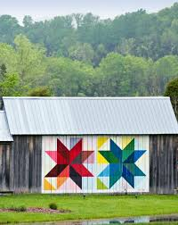 Barn Quilts For Sale 11 Barn Quilt Trails To Explore Midwest Living