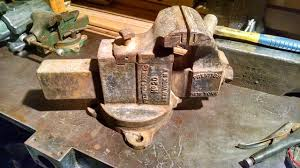 Fuller Bench Vise Recreating A Bench Vise Lead Advice
