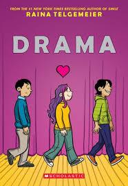 Check If Barnes And Noble Has A Book Drama By Raina Telgemeier Paperback Barnes U0026 Noble