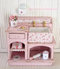 Shabby Chic Dollhouse by Pink Shabby Chic Furniture Shabby Chic Furniture Scale 112 By