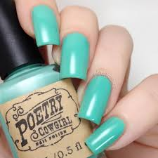 cdbnails poetry cowgirl nail polish le duo u0026 indie event exclusive