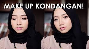 tutorial make up wardah untuk pesta kondangan make up update fathi nrm indonesia youtube