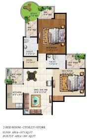 floor plan goldmine developers pvt ltd grand ajnara heritage