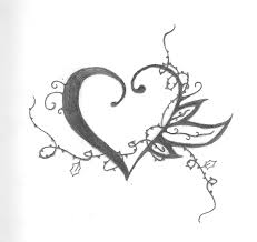 tattoo design heart and thorns by shayterzm on deviantart