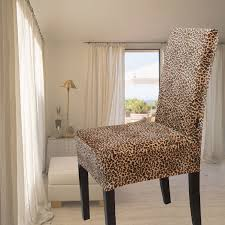 Amazing Animal Print Dining Room Chairs Home Interior And - Animal print dining room chairs