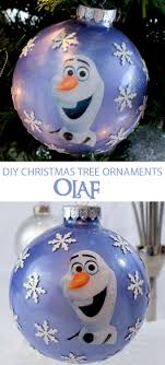 diy frozen ornaments two crafting
