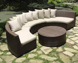 Rattan Curved Sofa Curved Rattan Garden Sofa Corner Sofa Outdoor Sets 2017 2018 Best
