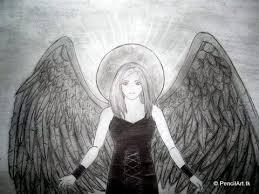 pencil art tk pencil sketches vector graphics peyton u0027s angel
