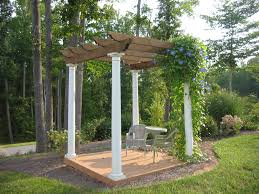 a pergola trellis or arbor is a great place to marry u2013 archadeck