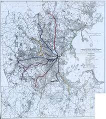 Mbta Boston Map Directions Department Of Statistics Mbta Map Redesigns