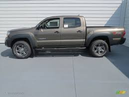 toyota tacoma jacked up 2012 pyrite mica toyota tacoma tss prerunner double cab 69308094