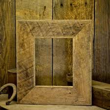 Rustic Distre 13x19 Barn Wood Thin X 3 Picture Frame Aka Old Rustic Distre