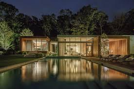 hamptons interior design curbed hamptons architect blaze makoid renovates an east hampton home to a contemporary beauty