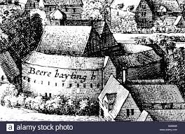 globe theatre wenceslaus hollar etching detail from a sketch from