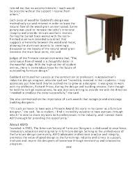 in the news u2014 american society of furniture designers