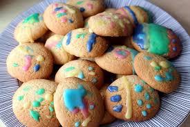 activité cuisine maman nougatine cuisine peinture sur biscuits activité spéciale