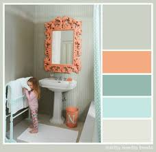 Bathroom Color Scheme by Best 25 Light Green Bathrooms Ideas On Pinterest Indoor House