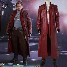guardians of the galaxy 2 star lord jacket halloween costumes