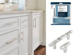 Kitchen Cabinet Hardware Installation Amerock