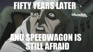 Adventure Meme - jojo s bizarre adventure memes part 1 anime amino