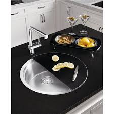 Round Kitchen Sink - Round sink kitchen