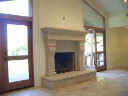 cast concrete fireplace surrounds concrete fireplaces and concrete